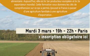 Formation : Diversité des agricultures françaises, perspective historique