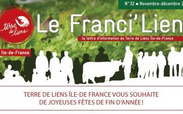Franci'Liens novembre-décembre 2015 : Sommaire