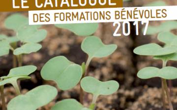 Le catalogue des formations bénévoles