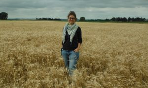 Mathilde, bénévole dans le groupe «eau»
